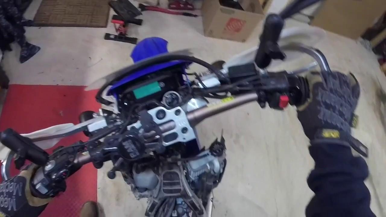 Adjust Throttle Position Sensor  Tps  On A Wr250r