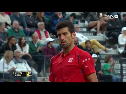 37 - Djokovic vs Murray - F Rome 2016 - full match