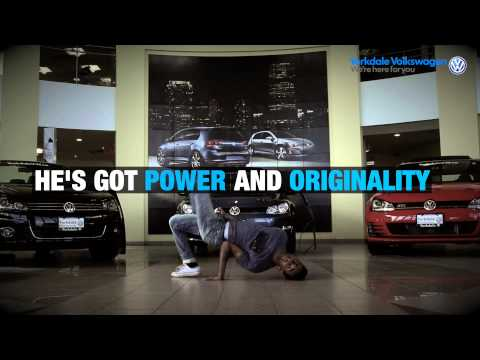 BBoy Styx & Our Volkswagen Lineup have 2 Things in Common