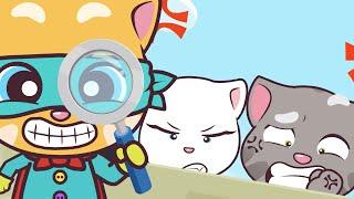 Talking Tom Heroes - Ginger, o agente especial (Episódio 30)
