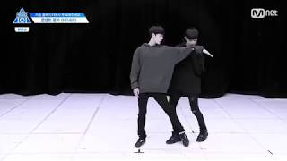 Video PRODUCE 101 season 2 EP.9 Lai Guanlin and Yoo Seonho Trouble Maker cut download MP3, 3GP, MP4, WEBM, AVI, FLV Desember 2017