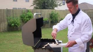 Episode 003: Making A Grilled Chicken Caprese Salad