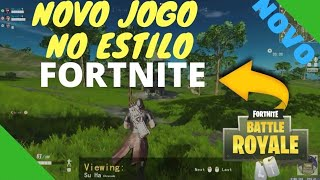 NEW BATTLEGROUND | FREE GAME IN THE FORTNITE AND OVERWATCH STYLE | Horizon Source (天际起源) + DOWNLOAD