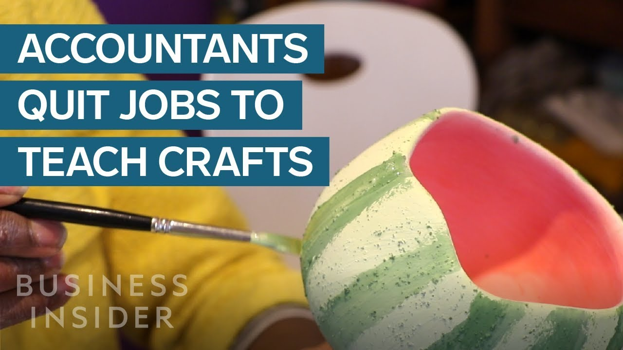 Jobs Working With Arts And Crafts
