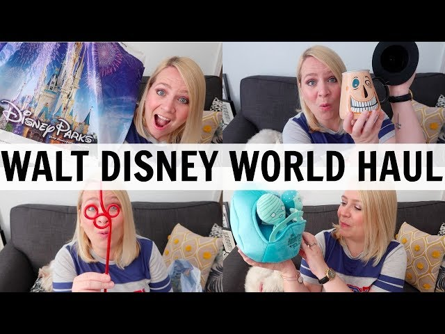 WALT DISNEY WORLD HAUL 2018!