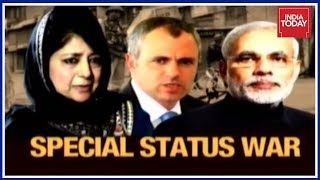 Article 35A Hearing Over J&K's Special Status To Be Heard This Week