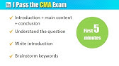 CMA Exam Difficulty: How Hard Can It Get? - YouTube