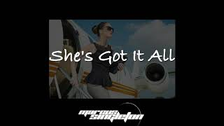 """Hip Hop Happy Chill Hip Hop RnB Smooth Type Beat - """"She's Got It All"""" (Prod. by Marcus Singleton)"""