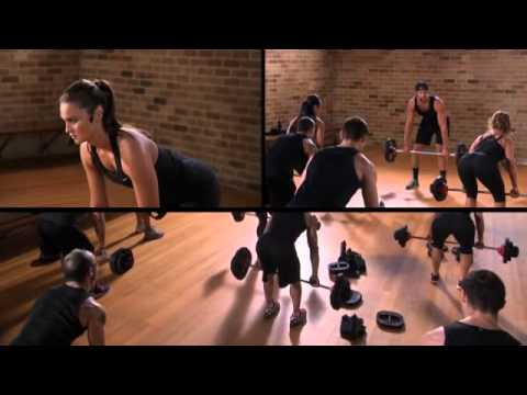 LES MILLS GRIT™, Small Group Personal HIIT Training at Synergy X Fitness