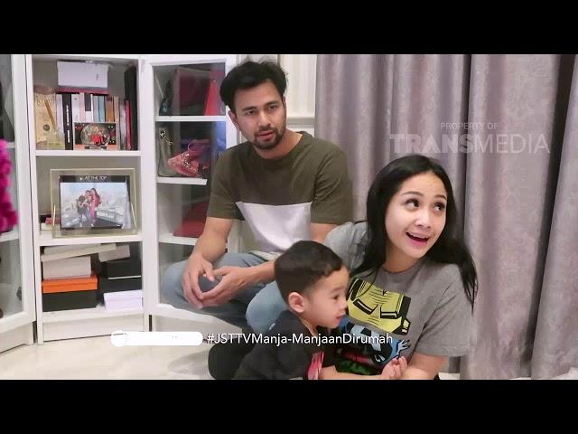JANJI SUCI - Disetrap! Rafathar Dimarahin Mama Dan Papa (9/6/18) Part 4