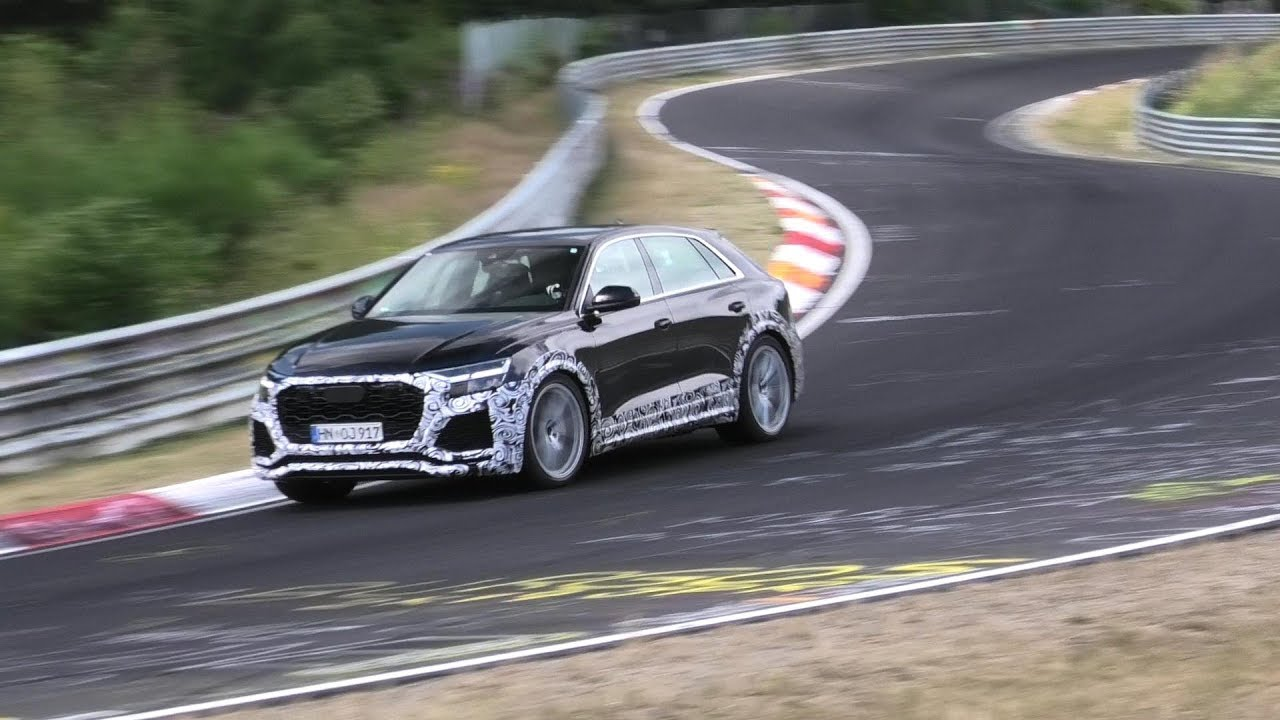 Audi Rs Q8 On Its Way With High Power Twin Turbo V8 Carscoops
