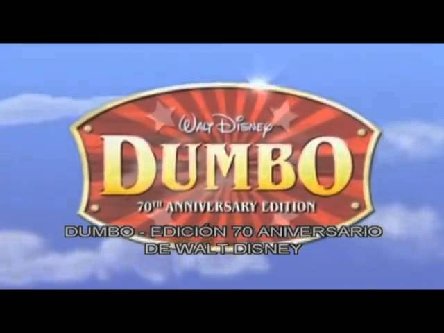 Dumbo 1941 -   Trailer español
