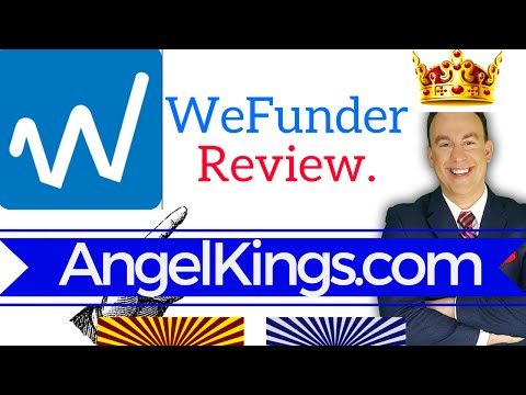 WeFunder Review (Investor Updated): Should you invest? AngelKings.com