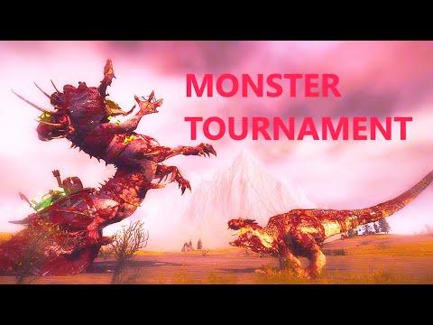 Strongest Monsters Duels Tournament. Total War Warhammer 2