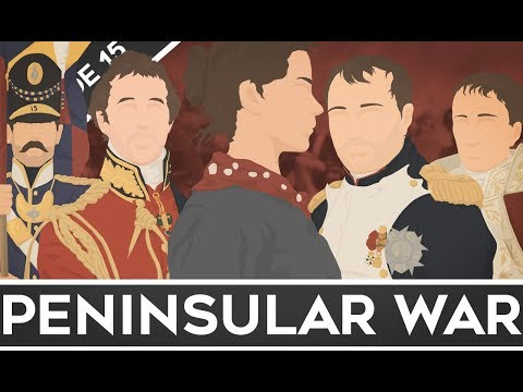 Feature History - Peninsular War