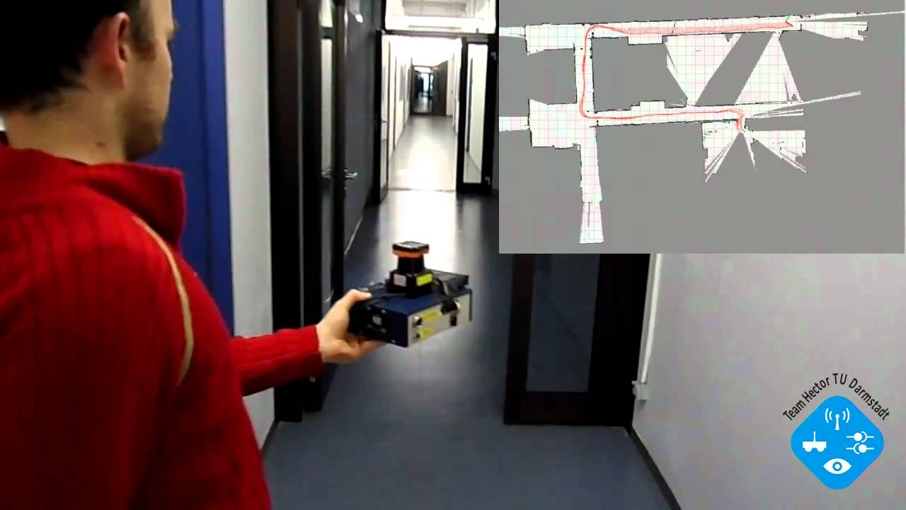 Odometry free LIDAR SLAM with a Embedded Handheld Mapping System