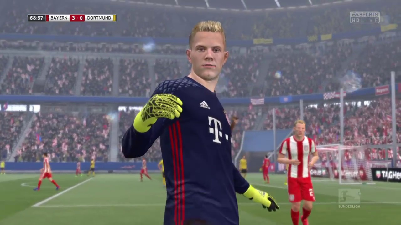 Marc-andr ter stegen fifa 11 06 fifa manager patch