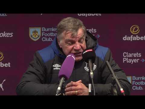 Allardyce 'frustrated' with latest Everton setback