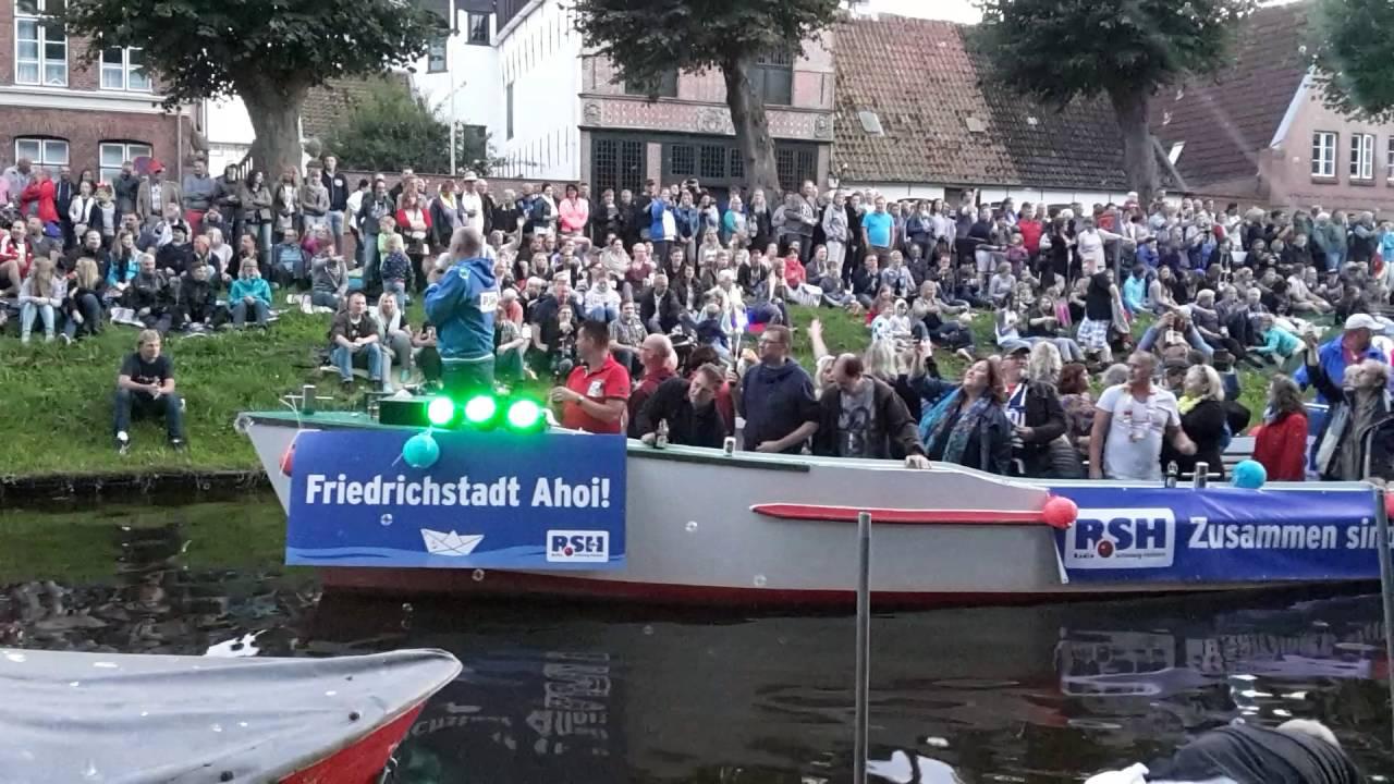 Lampionfest Friedrichstadt