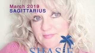 "SAGITTARIUS ""FANTASTIC positive changes coming""! March 2019"