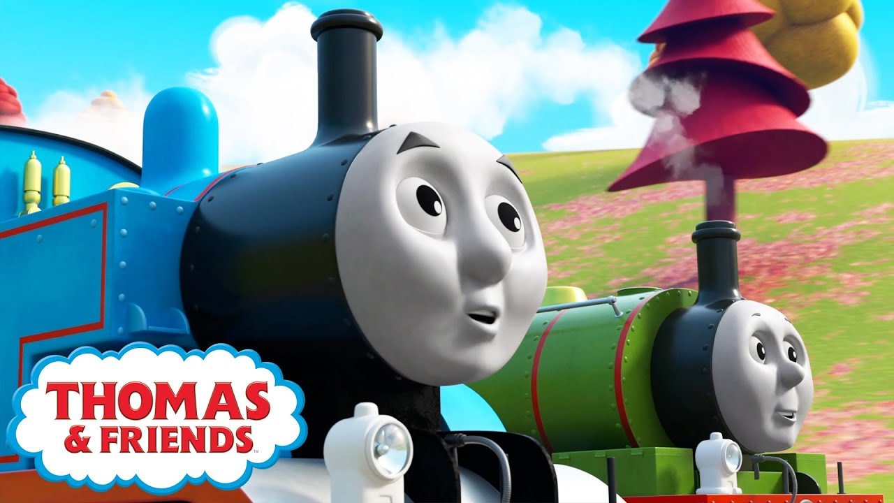 Thomas & Percy Learn About the Weather Song - NEW   Thomas Songs   Thomas & Friends™ Kids Songs