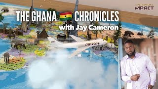 The Ghana Chronicles with Jay Cameron   Why You NEED To Visit Ghana!