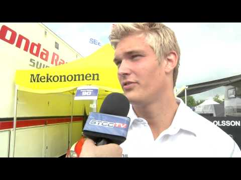 Niclas Olsson - Jyllandsringen