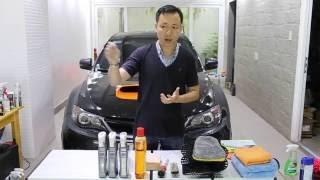 Gambar cover Kombat Detailing Vblog 2: Các dụng cụ rửa xe tại nhà.