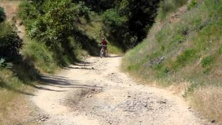 Jay Mtn Biking @ Mt. Tam & Golden Gate Park (8 yrs old)