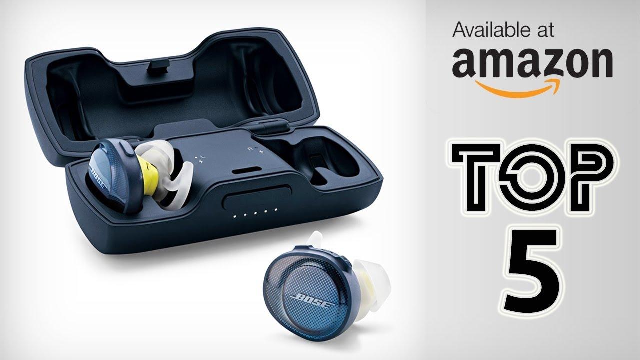 b3261cd3094 Top 5 Best True Wireless Earbuds On Amazon 2018 - YouTube