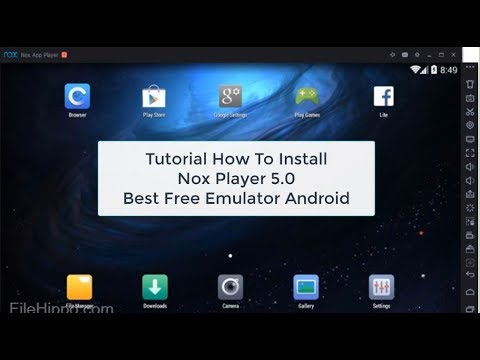 latest nox android emulator