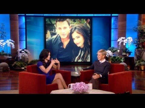 Jenna Dewan on Her Baby with Channing Tatum on Ellen Show
