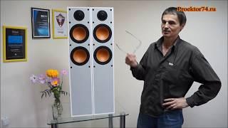 Monitor Audio Monitor 200  Обзор акустических систем.