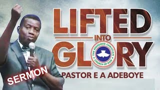 Pastor E.A Adeboye Sermon @ RCCG August 2019 THANKSGIVING SERVICE