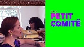 JULIA PETIT E MANU BAREM ! BUZZFEED ! ;) Petit Comitê #8