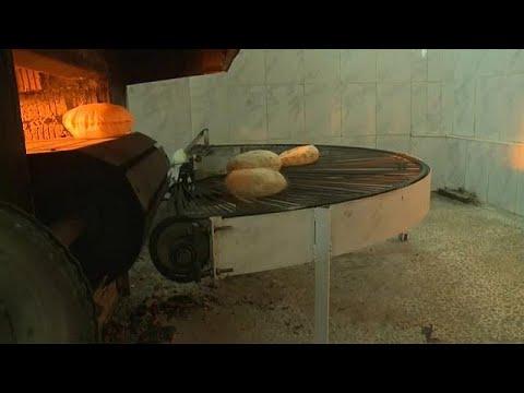 Endlich wieder Brot in Homs: UN-Welternährungsprogramm unterstützt syrische Bäckereien