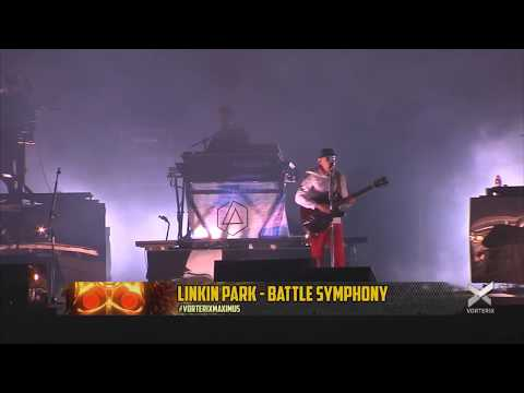 Linkin Park - Battle Symphony [Live in Argentina 2017] [Live Debut]