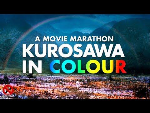Kurosawa in Colour - A Movie Marathon [Asian Cinema Season 2017]