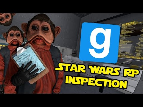Ship Inspection - Star Wars RP (Garry's Mod)