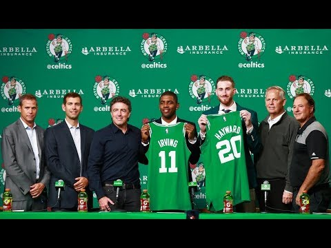 2017-2018 NBA ATLANTIC DIVISION: CELTICS, NETS, RAPTORS, 76ERS & KNICKS