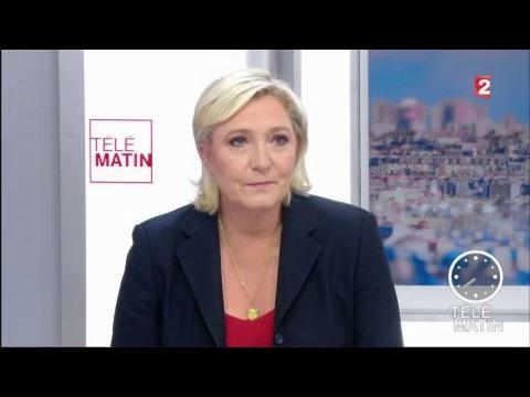 Les 4 vérités - Marine Le Pen