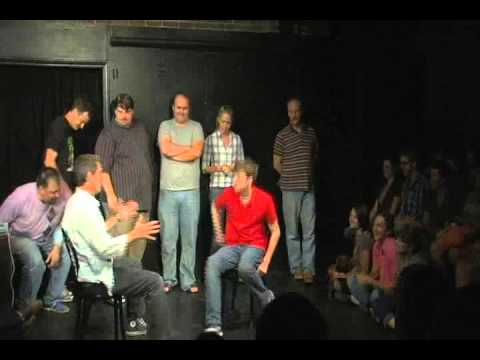 Open Mike Eagle @ Upright Citizens Brigade ASSSSCAT (Rent Party Revolution)