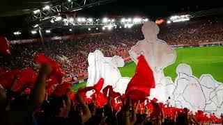 Olympiacos VS Sporting Lisbon Coreo 12/9/2017