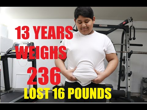 LOSING WEIGHT FOR TEENAGERS WEEK 2.