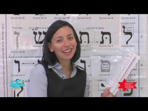 Twebrew School Hebrew Lessons 19 & 20