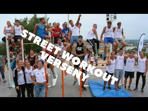 Életem első street workout versenye - Budapest Urban Games