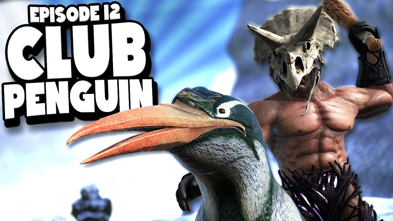 Download CLUB PENGUIN CLUBBING! - ARK: Survival Evolved ASCENSION Ep #12