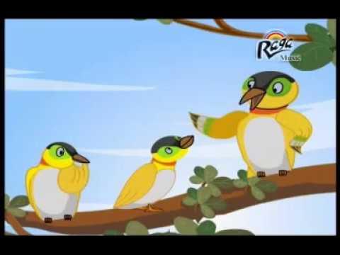 বুধিমান  কাকের গল্প  Budhiman Kaker Golpo Bengali ANIMATION  Stories For Kids  | Bangla CartoON
