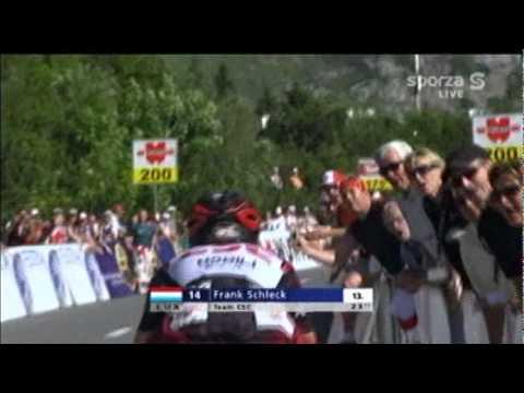 Tour de Suisse 2007 - Climb to Malbun (3/3)