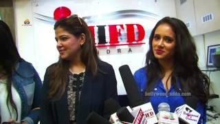 Shweta Khanduri At Inauguration Of New INIFD